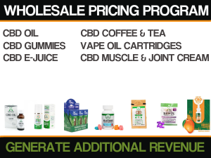 PRnewswire wholesale CBD